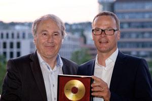 Goldene CD