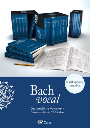 Bach Gesamtedition